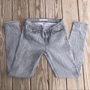 J Brand Skinny Jeans Grey